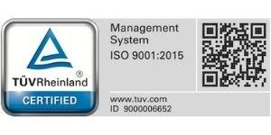 certificazione Torneria GS